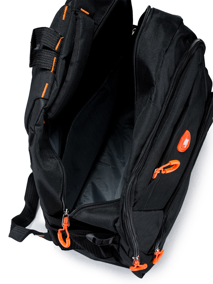 Men's backpack A146 - black