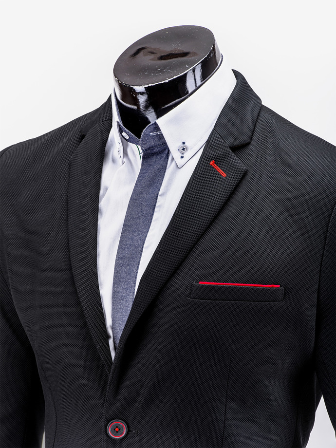 Men's blazer M26 - black