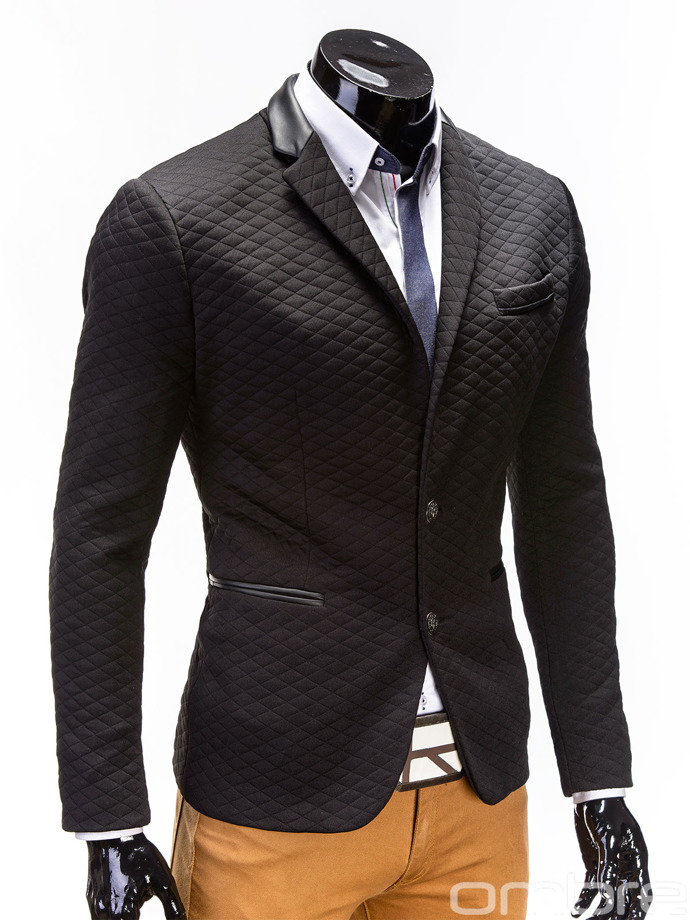 Men's blazer M39 - black