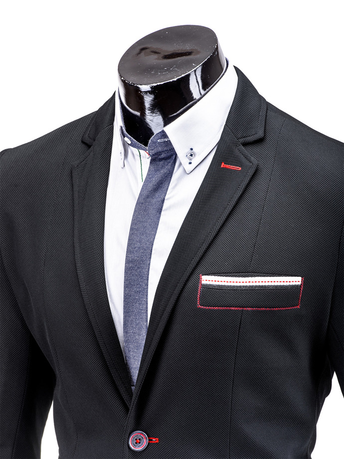 Men's blazer M40 - black
