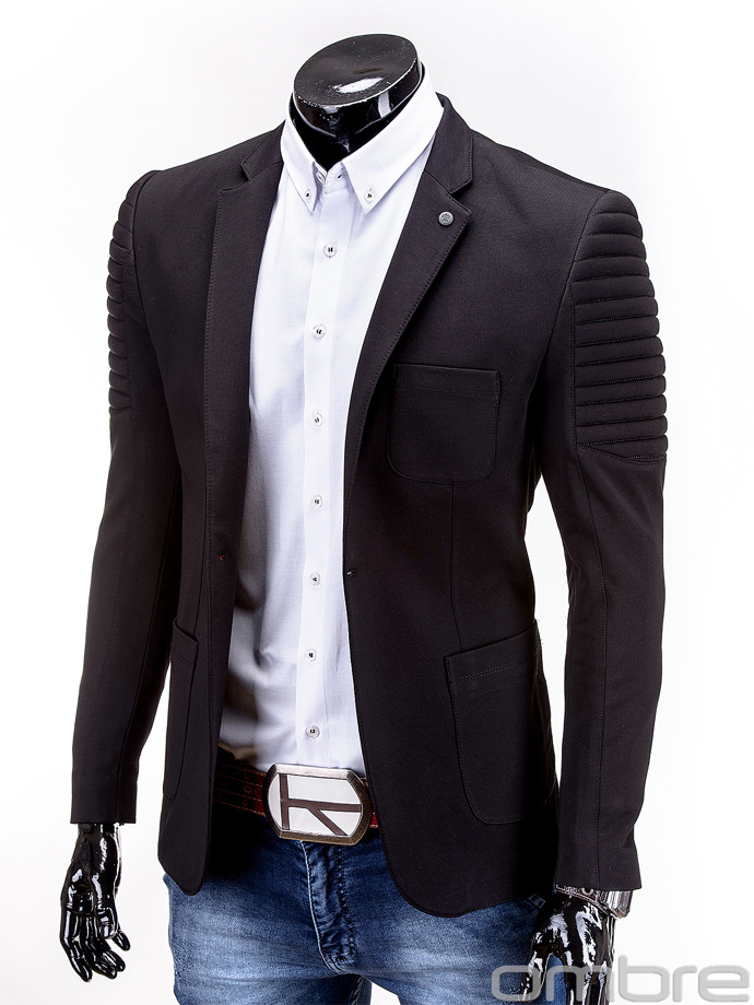 Men's blazer M47 - black