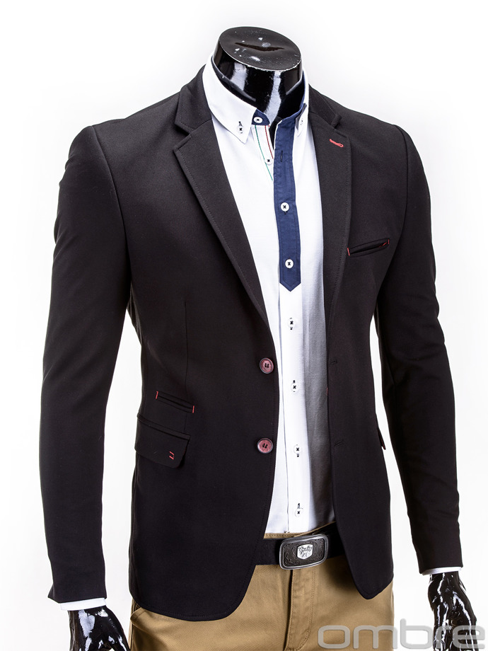 Men's blazer M52 - black
