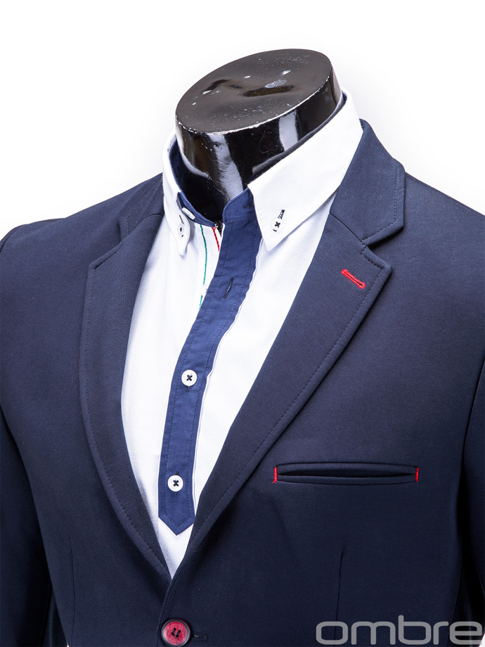 Men's blazer M52 - navy