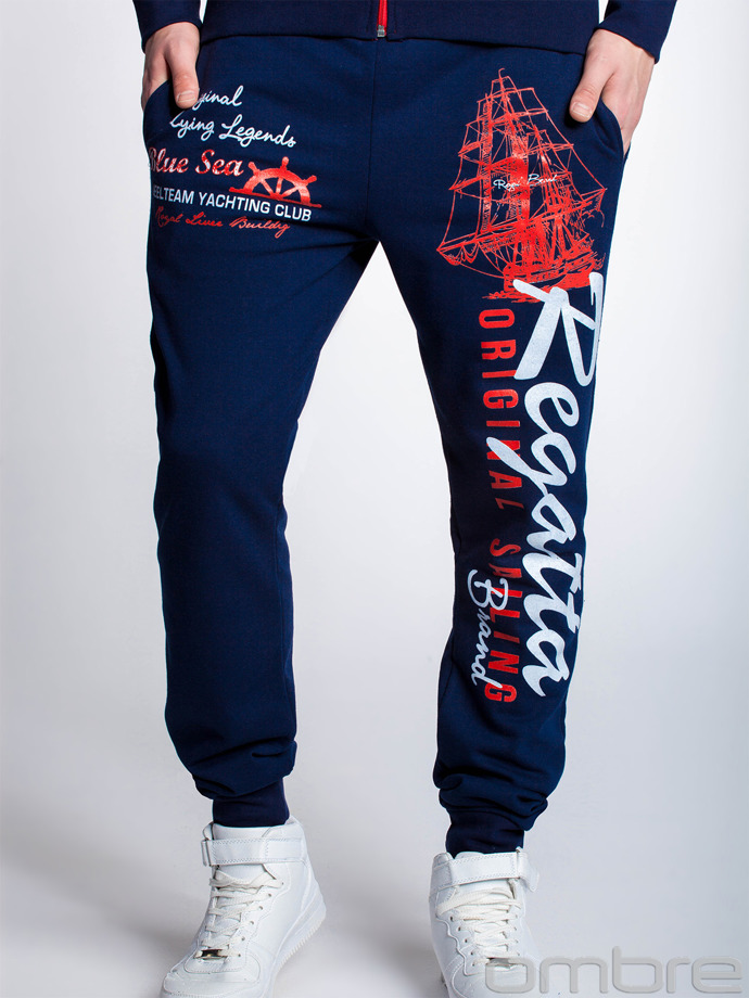 Men's set Z09 - navy