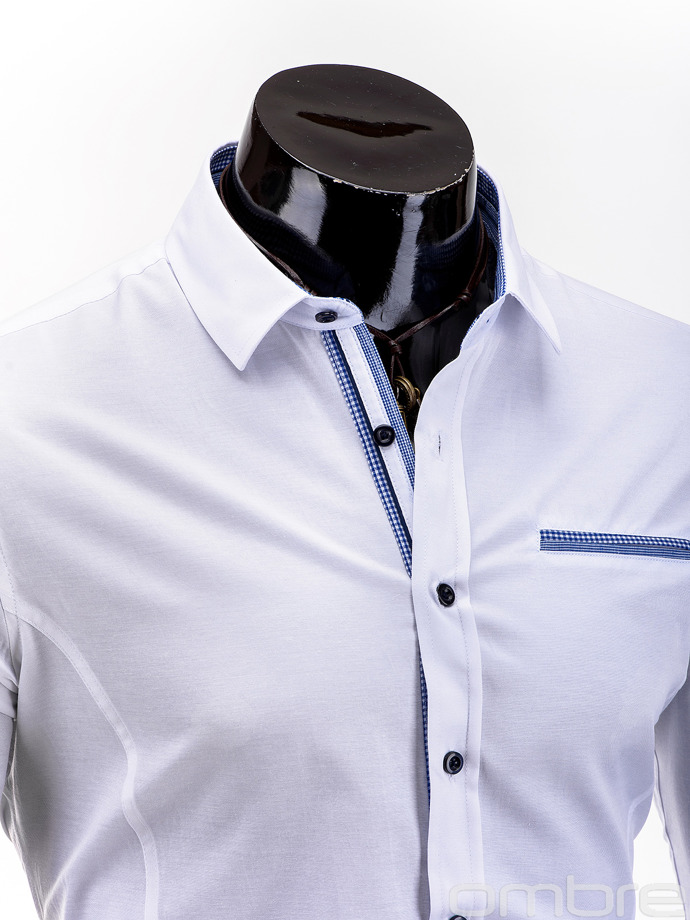 Men's shirt K236 - white