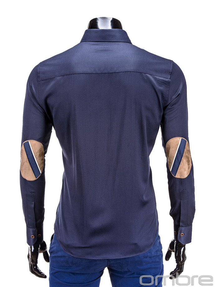 Men's shirt K241 - navy