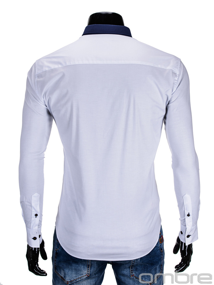 Men's shirt K283 - white