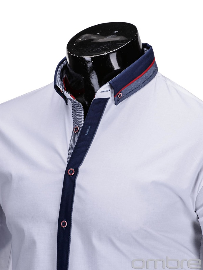 Men's shirt K284 - white