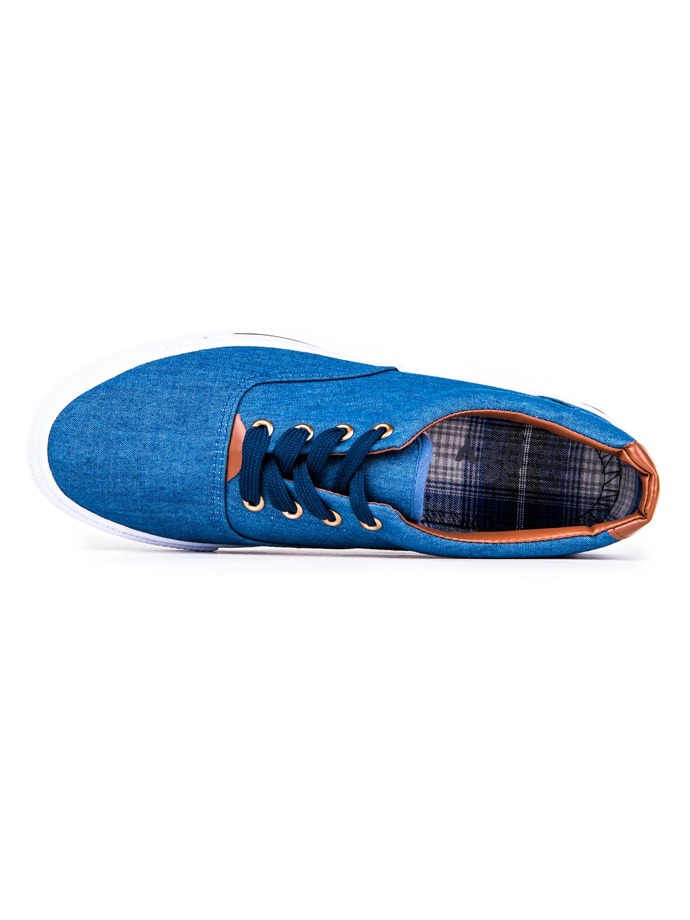 Men's shoes T121 - blue