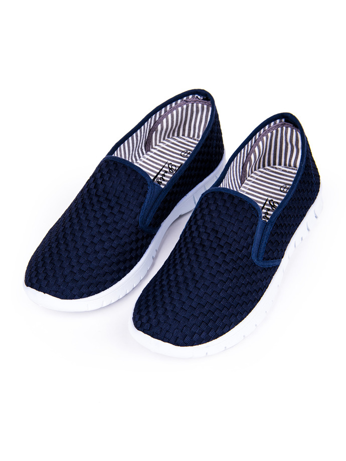 Men's shoes T132 - navy