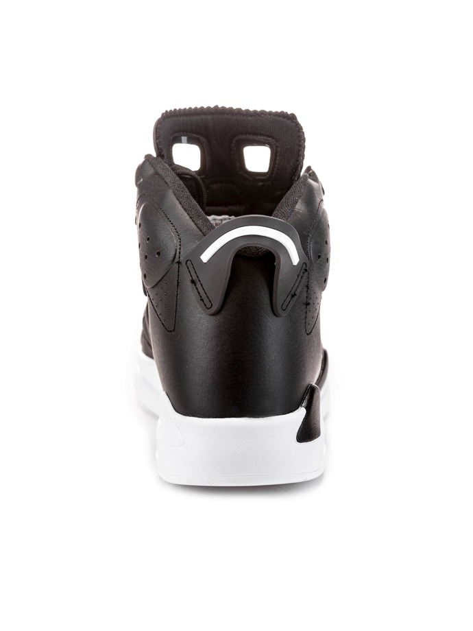 Men's sports high-top-top shoes T150 - black/white