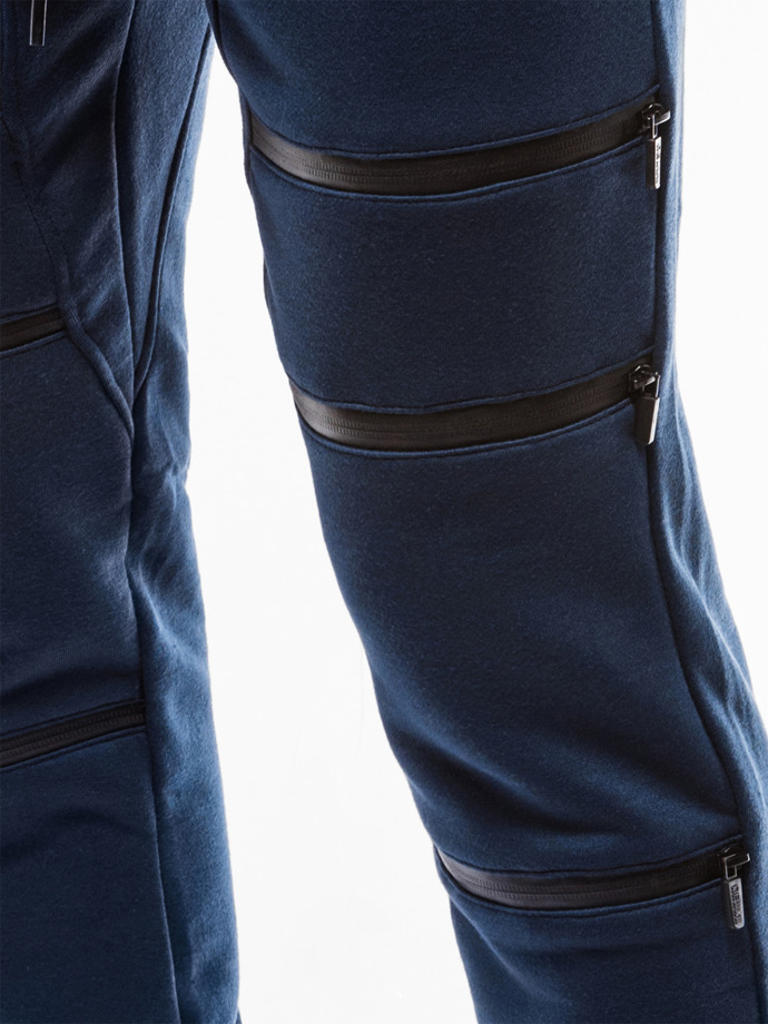 Men's sweatpants P746 - navy