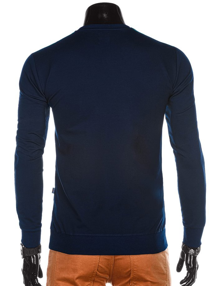 Men's sweatshirt B1043 - navy