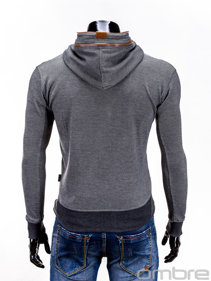 Men's sweatshirt B510 - black