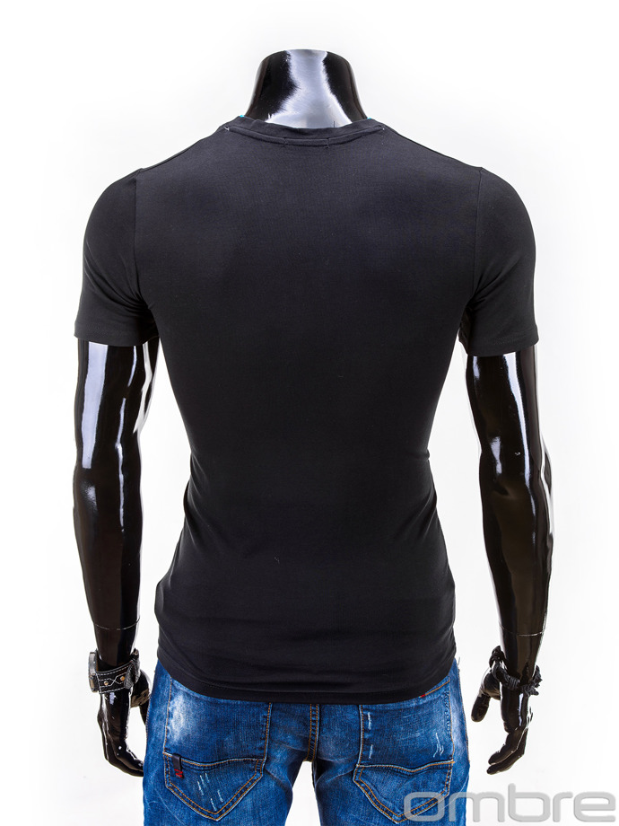 Men's t-shirt S540 - black