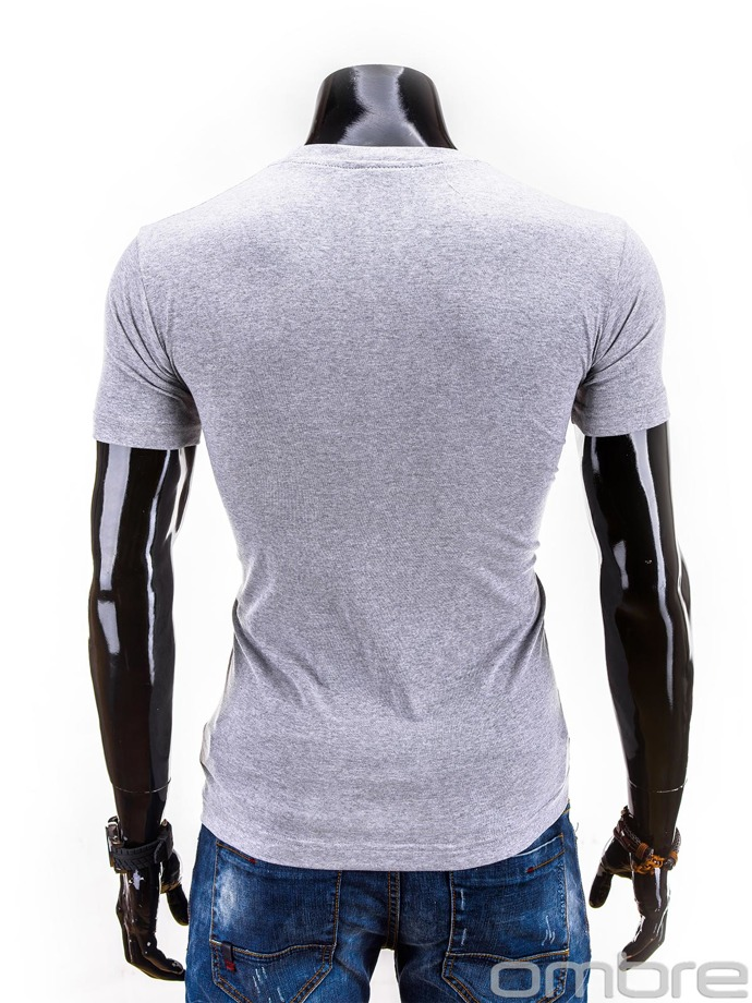 Men's t-shirt S585 - grey