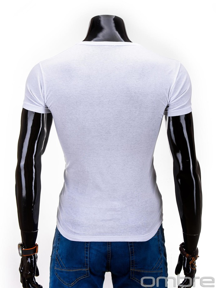 Men's t-shirt S600 - white