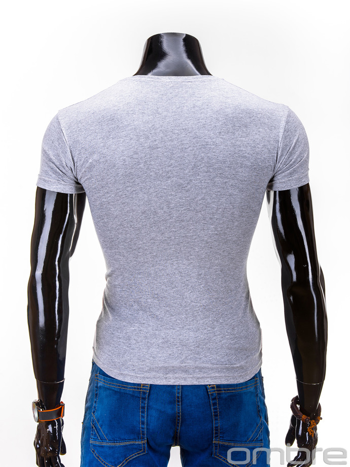 Men's t-shirt S603 - grey