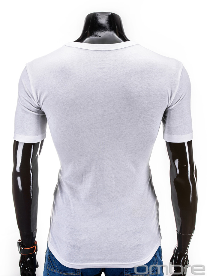 Men's t-shirt S616 - white