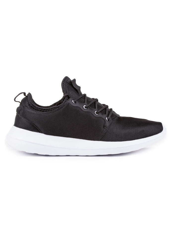 Men's trainers T117 - black
