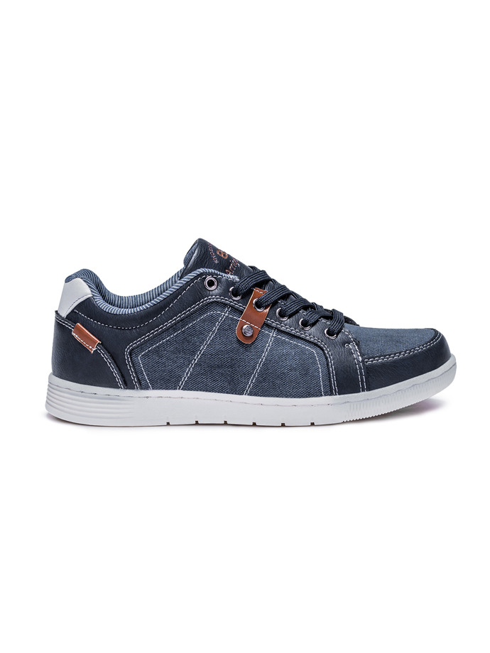 Men's trainers T192 - navy