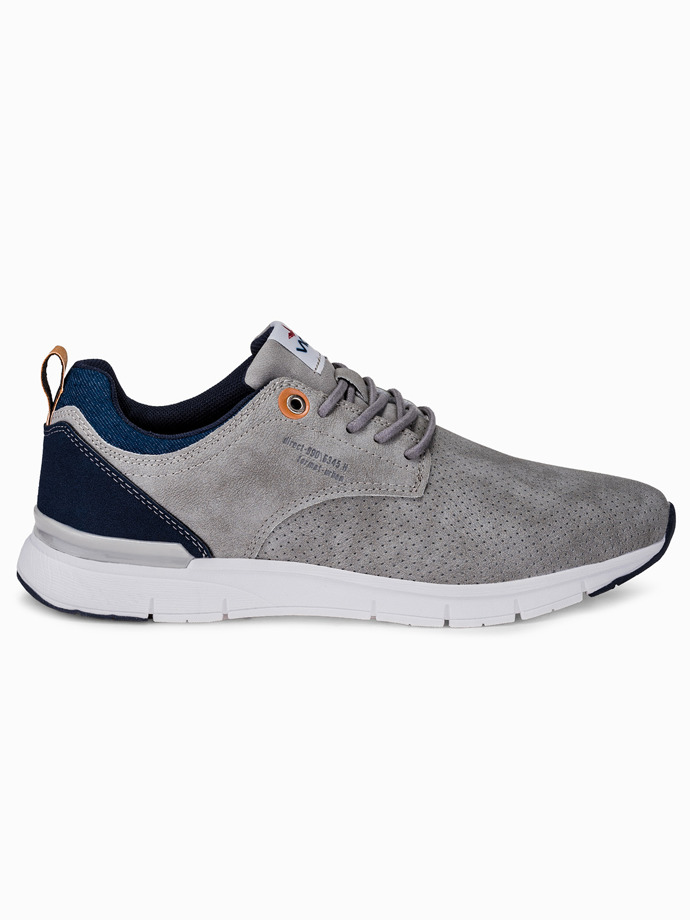 Men's trainers T258 - grey