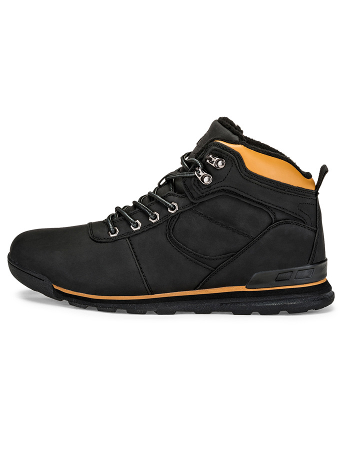 Men's winter boots T247 - black