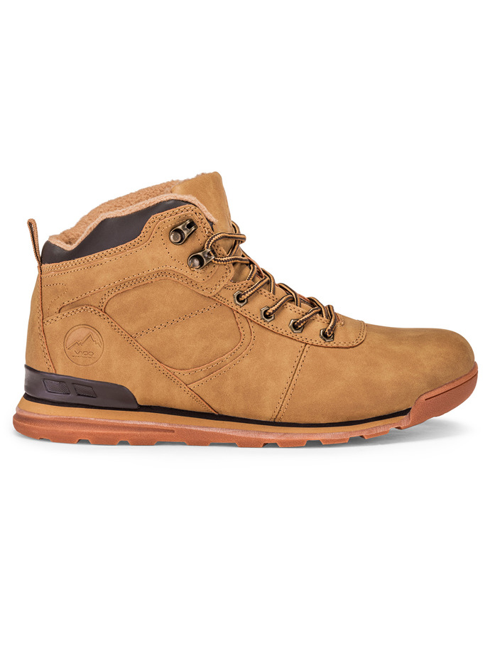 Men's winter boots T247 - camel