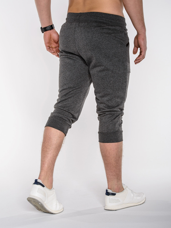 Pants P283 - dark grey