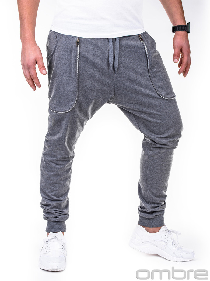 Pants P362 - dark grey