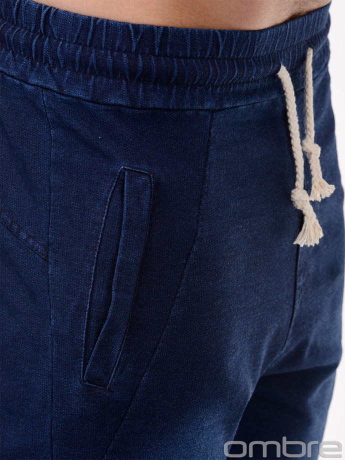 Pants P440 - dark navy