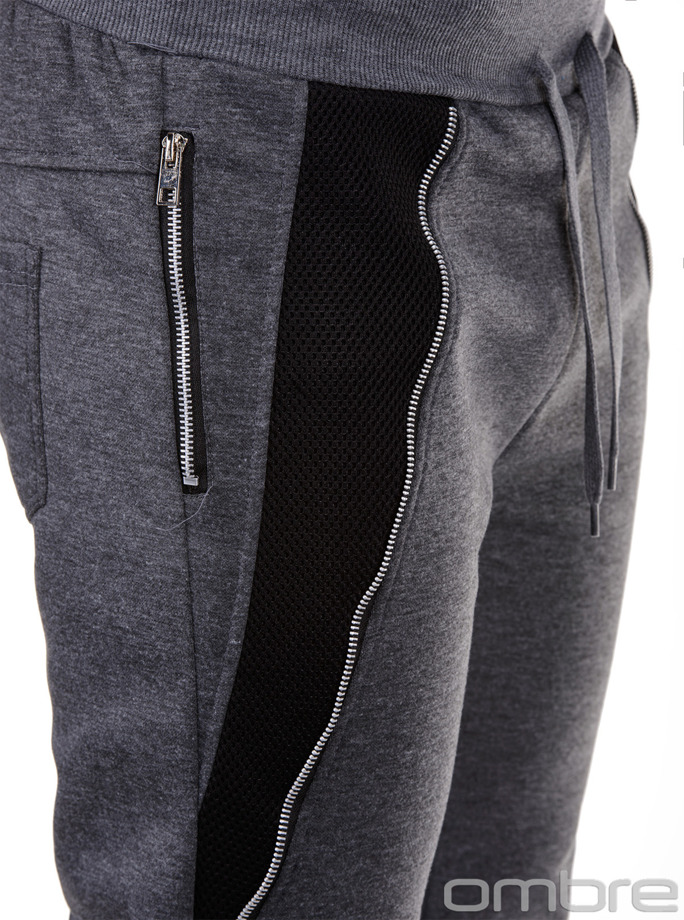Pants P442 - dark grey