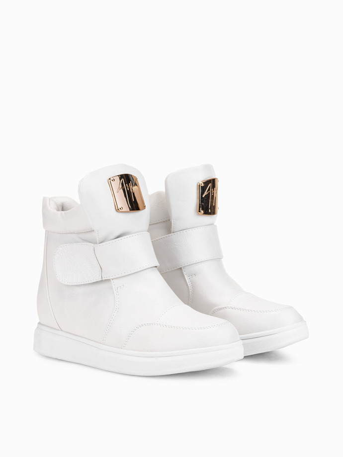 Women's sneakers LR001 white