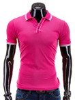 Men's polo shirt S560 - pink