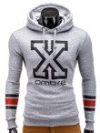 Men's sweatshirt B440 - grey